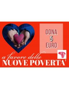 Donazione 5 Euro
