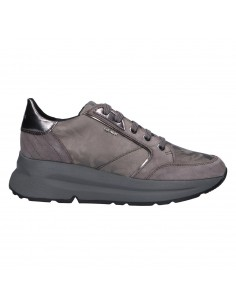 GEOX SNEAKERS DONNA GRIGIO...