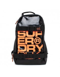 SUPERDRY ZAINO UNISEX BLACK...