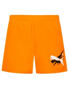 PUMA COSTUME BAMBINO ORANGE...
