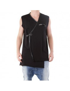 ABSOLUT JOY GILET UOMO NERO...