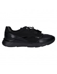 GEOX SNEAKERS DONNA NERO...