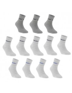 DONNAY PACK 12 CALZE...
