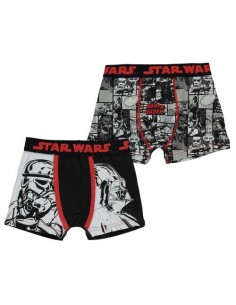 DISNEY AND CO. SET 2 BOXER...
