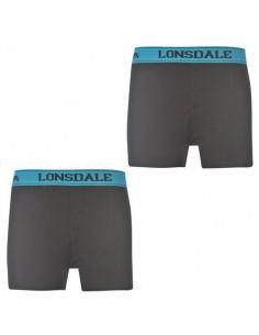 LONSDALE SET 2 BOXER...
