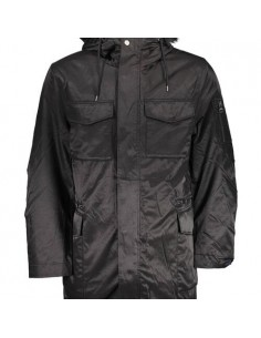 GUESS JEANS PARKA UOMO NERO...