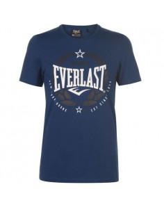 EVERLAST T-SHIRT UOMO BLUE...