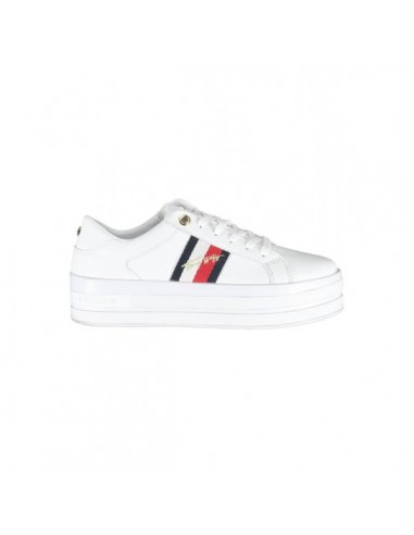 TOMMY HILFIGER SNEAKERS DONNA BIANCO...
