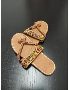Sandali infradito colorati