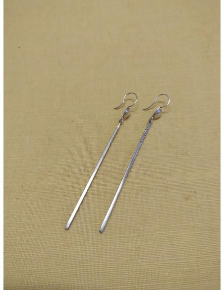 Orecchini pendenti in argento