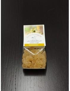 Caramelle biologiche al miele Tiglio 100g