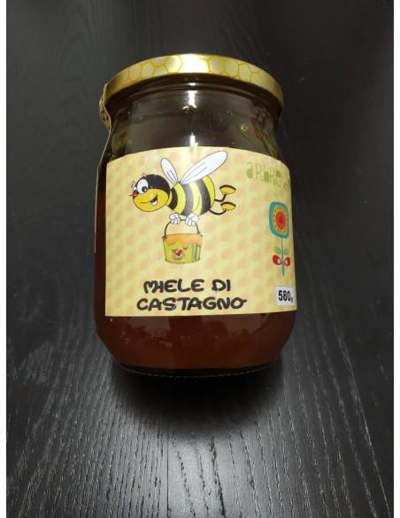 Miele di Castagno 580gr